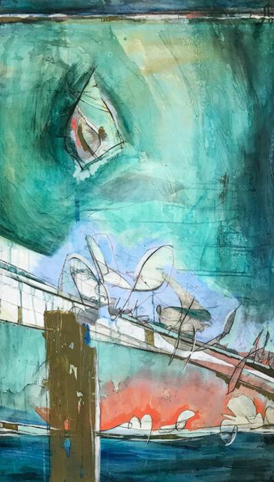 Danielle Rahe Fox, 'Blue Grotto', 2016