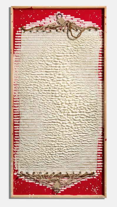 Martin Kline, 'White Flag', 2016