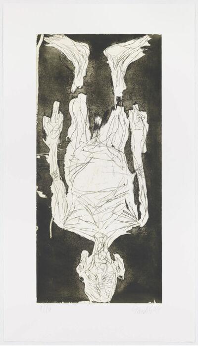 Georg Baselitz, 'Ohne Hose in Avignon V', 2014