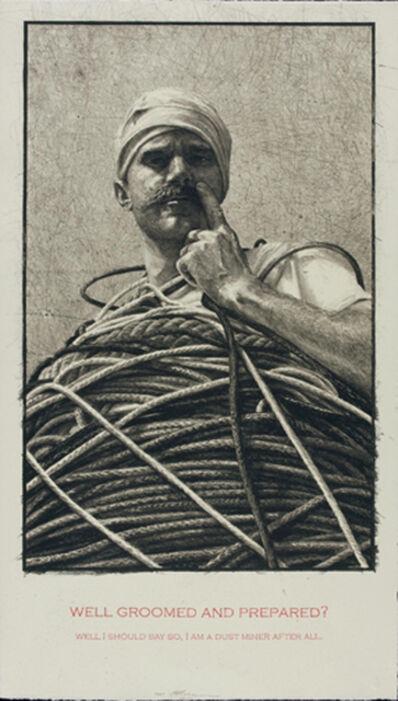 Ethan Murrow, 'Dust Mine Safety #1', 2007