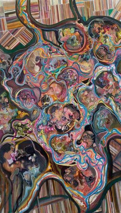 Michael Wutz, 'Topographie des Schlafbühler Ried I', 2016
