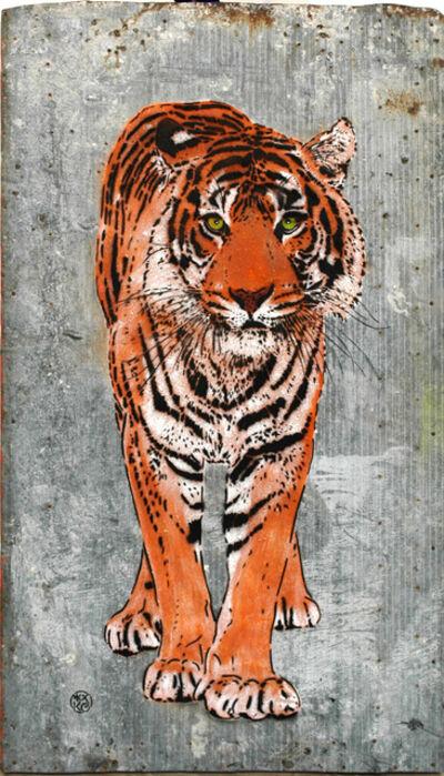 Mosko, 'Le Tigre', 2019