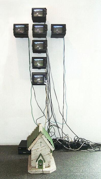 Nam June Paik, 'Kricke Clicks', 1990
