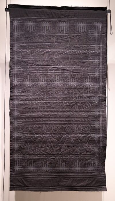 Kathy McTavish, 'Generative Textile Drawing No. 12', 2019