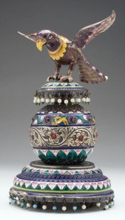 'Falcon on a Pedestal', Late 19th century
