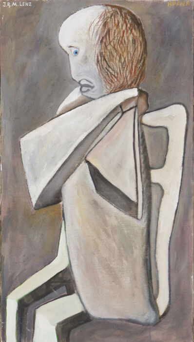 Kurt Hüpfner, 'Katatoniker', 1998