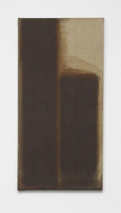 Yun Hyong-keun, 'Umber-Blue', 1981