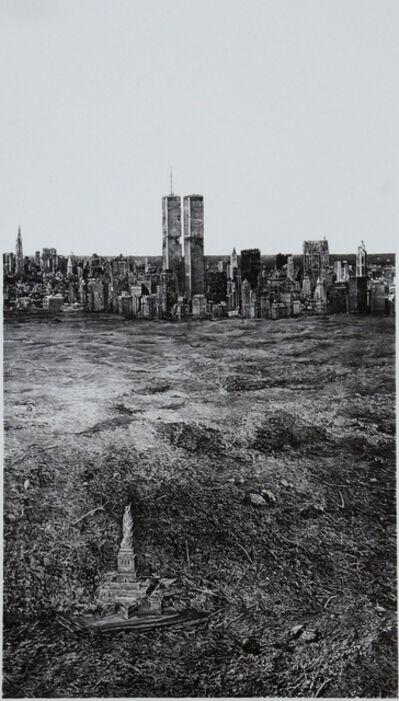 Hisaharu Motoda, 'New York', 2017