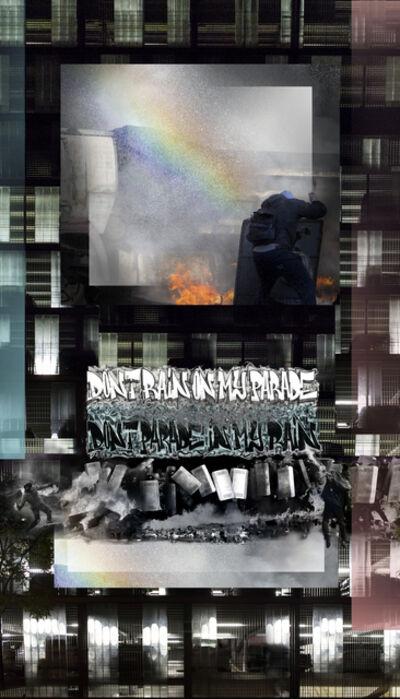 David Molander, 'Parade in the Rain', 2015