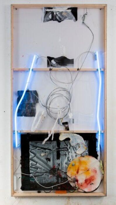 Joris Van de Moortel, 'Matching head and feet', 2014