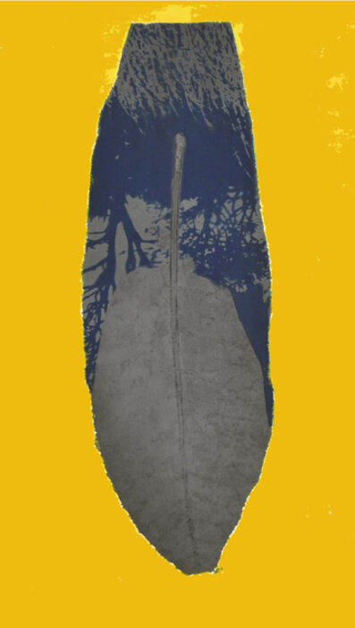 Jean-Luc Guin'Amant, 'Leaf  IV', 2019