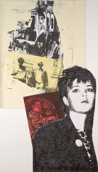 Paulina Olowska, 'Kryzys Kirchner', 2006