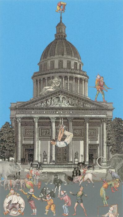 Peter Blake, 'Paris-Circus II', 2010