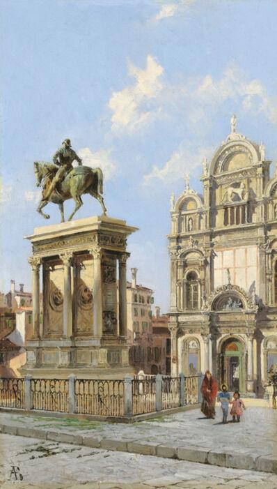 Antonietta Brandeis, 'Scuola Grande di San Marco, Venice', ca. 1890