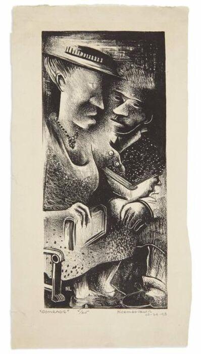 Norman W. Lewis, 'COMRADES', 1943
