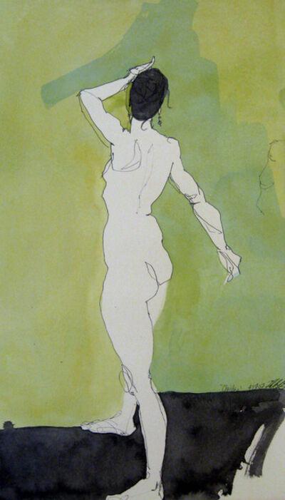 Helen Gotlib, 'Christine (back view)'