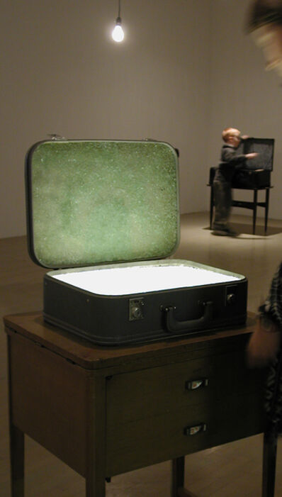 Ingrid Bachmann, 'The Portable Sublime 1', 2003