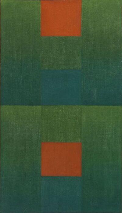 Hermelindo Fiaminghi, 'Corluz, supeposição de quadros em transperencia', 1961