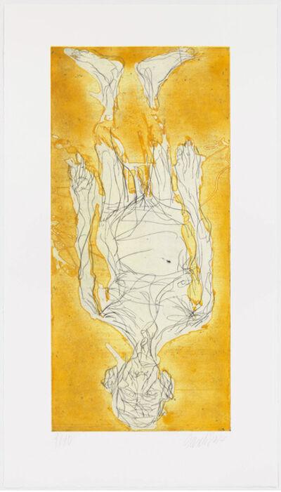 Georg Baselitz, 'Ohne Hose in Avignon VI', 2014