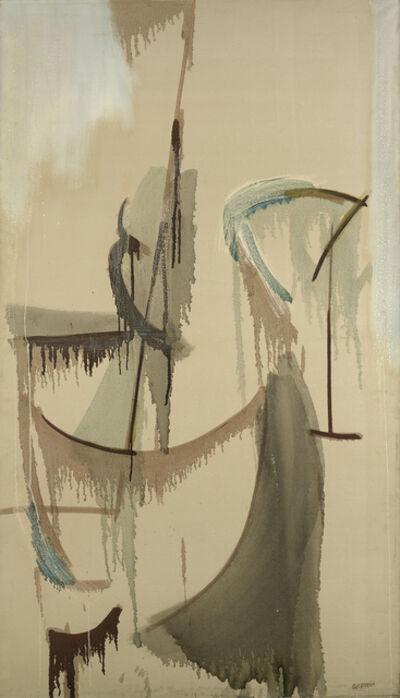 Judith Godwin, 'Rain', 1955