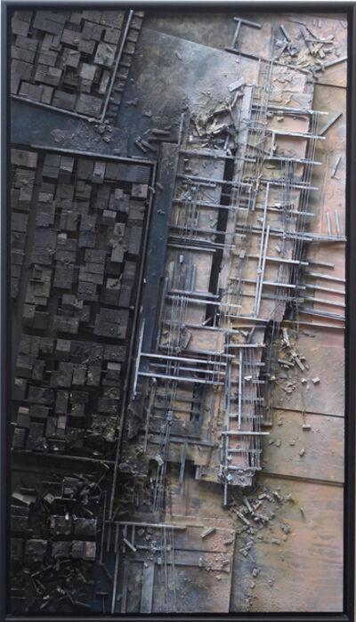 Hendrik Czakainski, 'Level 17C', 2019