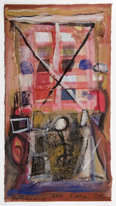 Vincent Baldassano, 'Fogian Cross', 2017
