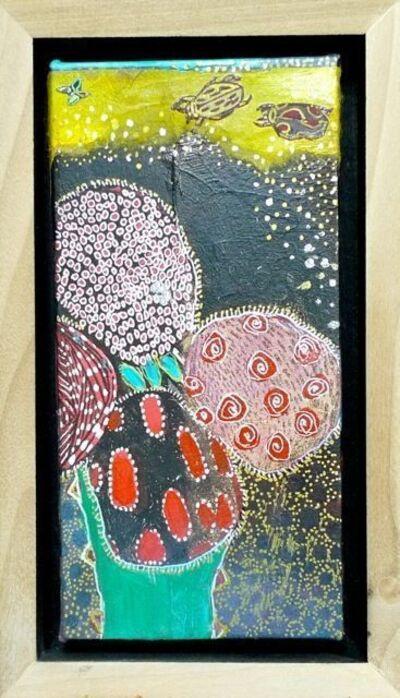 Fumiko Toda, 'Cactus Flower', 2011