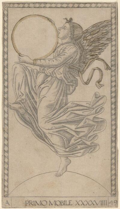 Master of the E-Series Tarocchi, 'Primo Mobile (Prime Mover)', ca. 1465