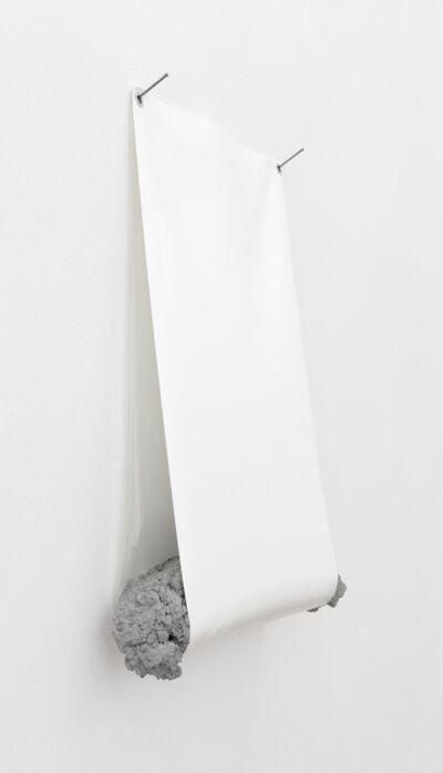 Christoph Weber, 'Beton (gerollt)', 2012