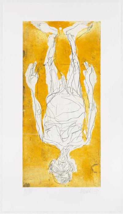 Georg Baselitz, 'Ohne Hose in Avignon II', 2014