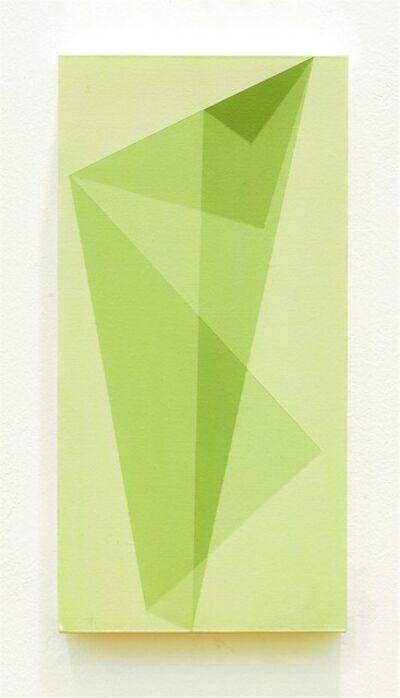 István Halmi-Horváth, '180926 'Folded'', 2018