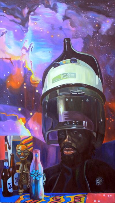 Henry Mzili Mujunga, 'Space Icon', 2019
