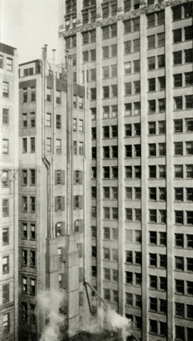 Walker Evans, 'Untitled (New York Architectural Study)', 1929