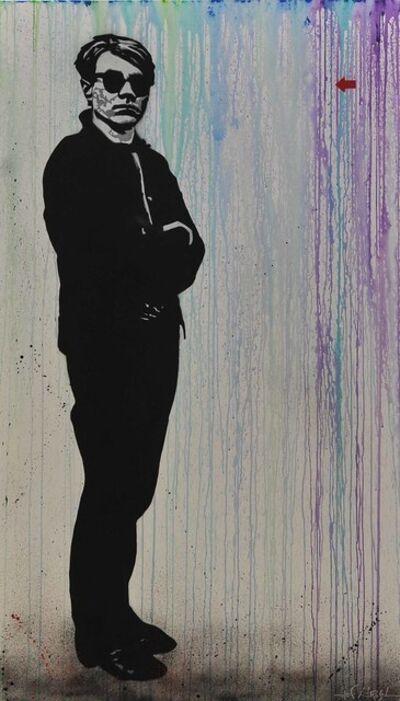 Jef Aérosol, 'WARHOL', 2013