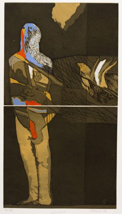 Dia Azzawi, 'Untitled', 1983