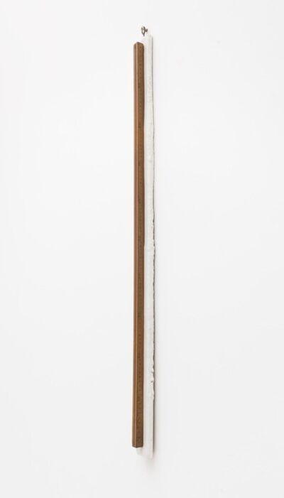Montez Magno, 'Um Metro de Arte', 1973