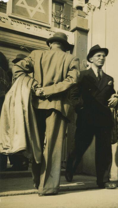 Shikanosuke Yagaki, 'Untitled (Jews in Kobe)', 1950
