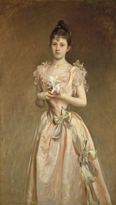 John Singer Sargent, 'Miss Grace Woodhouse', 1890
