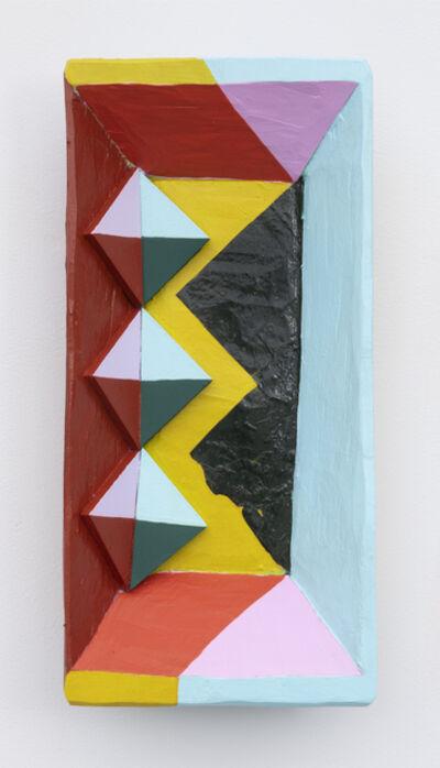 Martha Clippinger, 'threefold', 2021