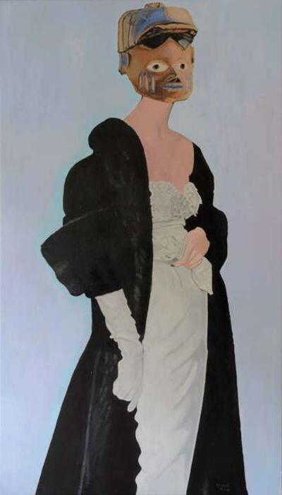 Wole Lagunju, 'Vintage Glamour - The Fifties ', 2014