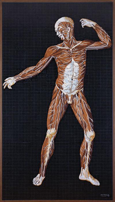 John T. Unger, 'Anatomy Set in Stone, Plate 21 ', ca. 2018