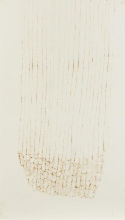 Rivane Neuenschwander, 'Table Drawing (Fingerprints)', 1998