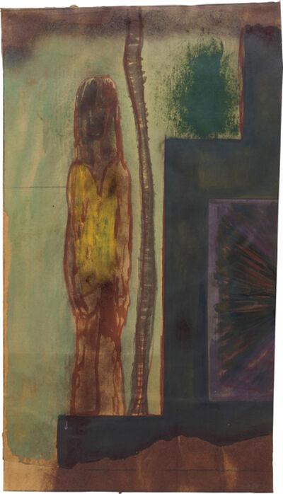 Peter Doig, 'Maracas' Study', 2005