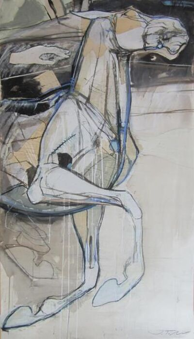 Jo Taylor, 'Horse and Hand', Contemporary