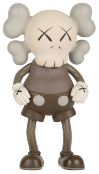 KAWS, 'BOUNTY HUNTER COMPANION BROWN', 1999