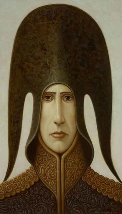 George Underwood, 'Warrior 12', 2016