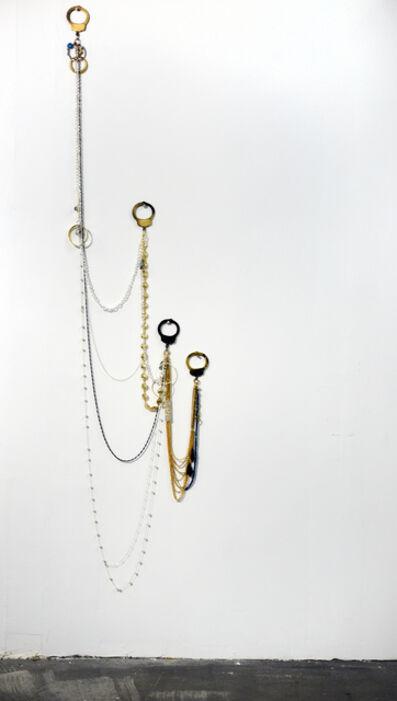 Kambui Olujimi, 'Chain Gang', 2018