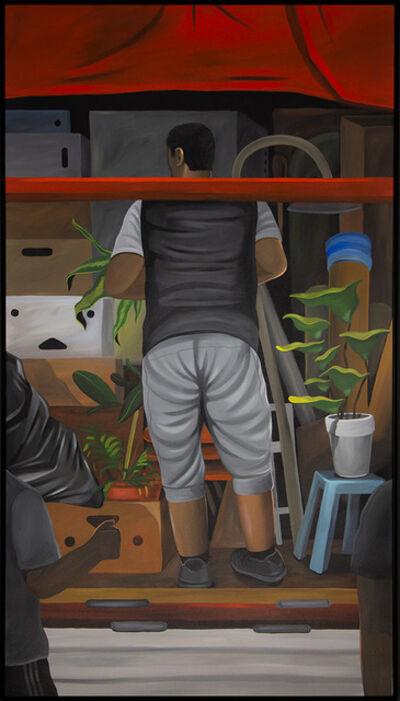 Martin Kazanietz (Gordopelota), 'Una joguineta en el culo', 2020