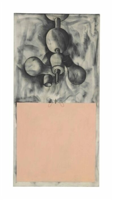 Jim Dine, 'Bedroom Lite over the Flesh Square'