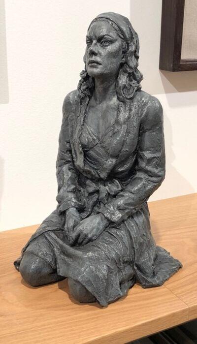 Sean Henry, 'Maquette for Kneeling Woman (Hedda)', 2018